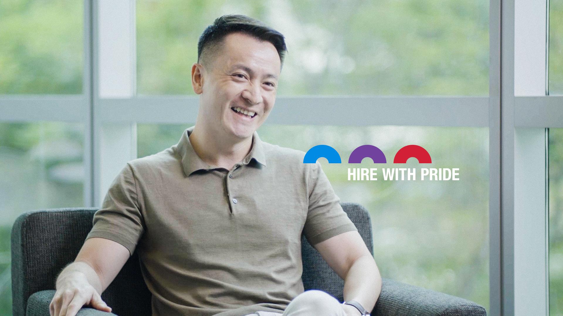 PridePass ↳A platform that tracks all job offers from LGBTQ+ friendly companies.